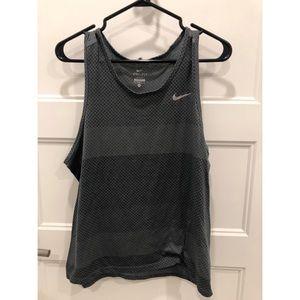 Nike Dri Fit Mesh Top
